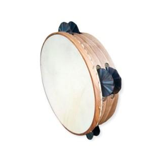 Tambourine 8 pairs of ferreñas