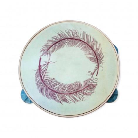 Tambourine Mecos da Terra