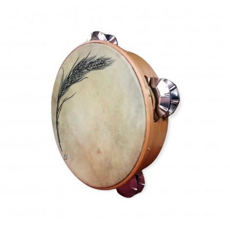 Tambourine  Parche Sintético